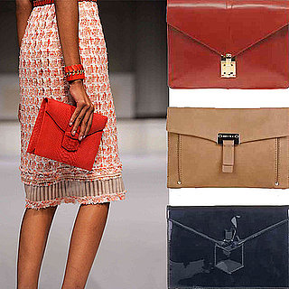 Envelope Bags Are the Season's It Clutch