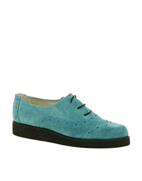 Creepers will add major street cred to your rad ensemble. ASOS MIKO Suede Lace Up Creepers ($135)