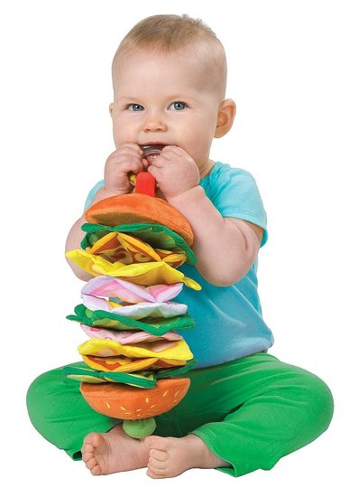 Alex Jr. Stretchy Sandwich