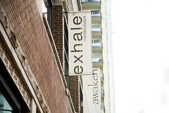 Exhale Chicago: A Zen River North Spa and Fitness Space