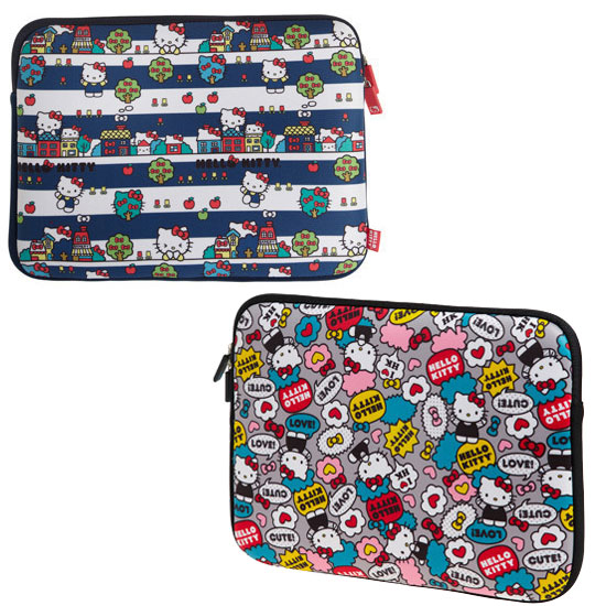 Two Cute Hello Kitty Laptop Sleeves From ModCloth