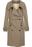 Michael Kors Hunt Checked Trench Coat ($454, originally $3,025)
