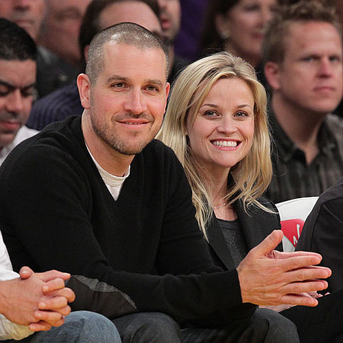 Reese Witherspoon Marries Jim Toth Wedding