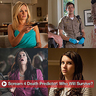 Pictures From Scream 4 and Who Will Live and Die in Scream 4