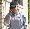 Pictures of Amy Adams Leaving the Gym in LA