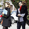 Pictures of Pregnant Jessica Alba in LA With Cash and Honor Warren