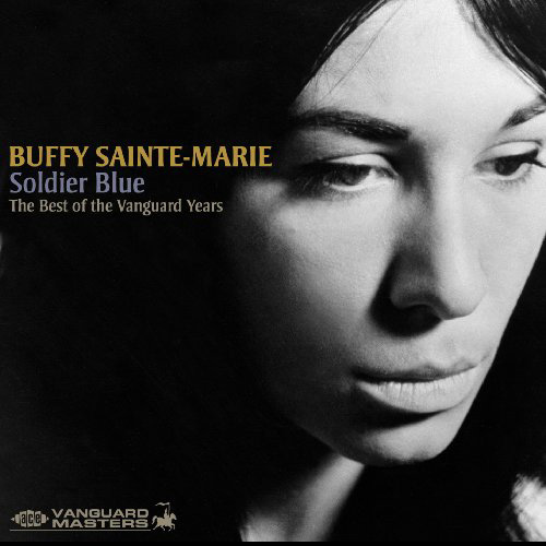 """Album Cover For 1970's """"Soldier Blue"""""""