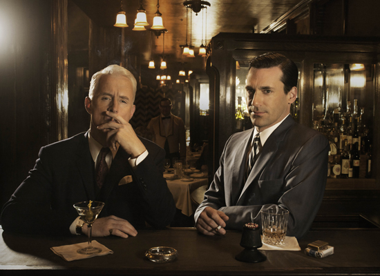 Most Off-Season Drama: Mad Men