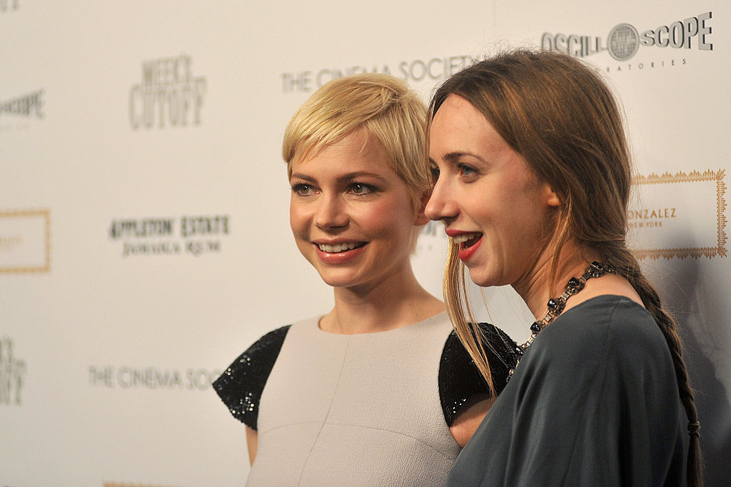 Michelle Williams Celebrates Her Meek's Cutoff With a Screening in NYC