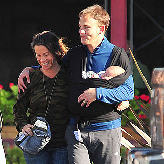 Pictures of Alanis Morissette With Husband Mario and Son Ever