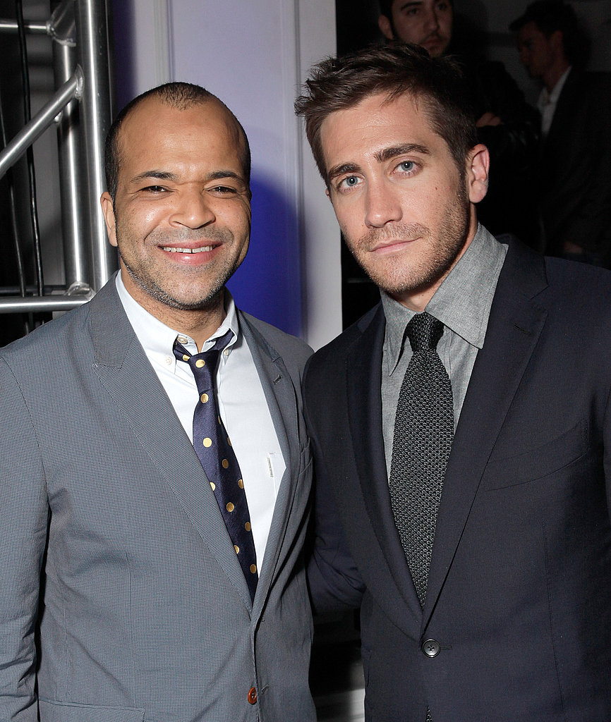 Jake Gyllenhaal Talks Unfussy Meals, Source Code, and More at His Big Premiere