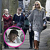Pictures of Gwyneth Paltrow and Chris Martin in London