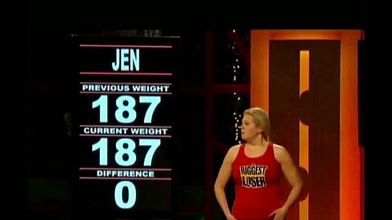 The Final Moments on Last Night's Episode of The Biggest Loser