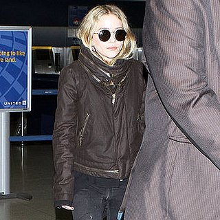 Pictures of Mary-Kate and Ashley Olsen Together at LAX