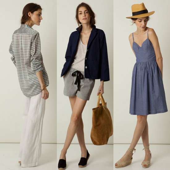 Peep the Perfect Spring/Summer Outfits in Steven Alan's Spring Lookbook