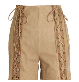 Rodarte x Opening Ceremony Lace-Up Shorts ($1,095)