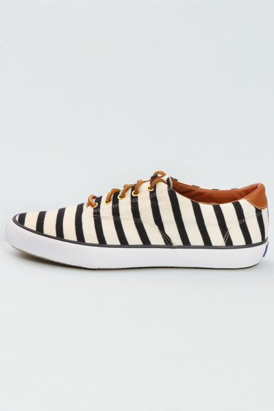 Keds for Opening Ceremony Striped Camp Low Top ($100)