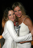 "Cameron Diaz Gets Hugs and an Award From Her ""Poo Poo"" Drew Barrymore"