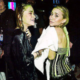 Mary-Kate and Ashley Olsen were covered in green goo after the pair got slimed during the 2004 telecast.