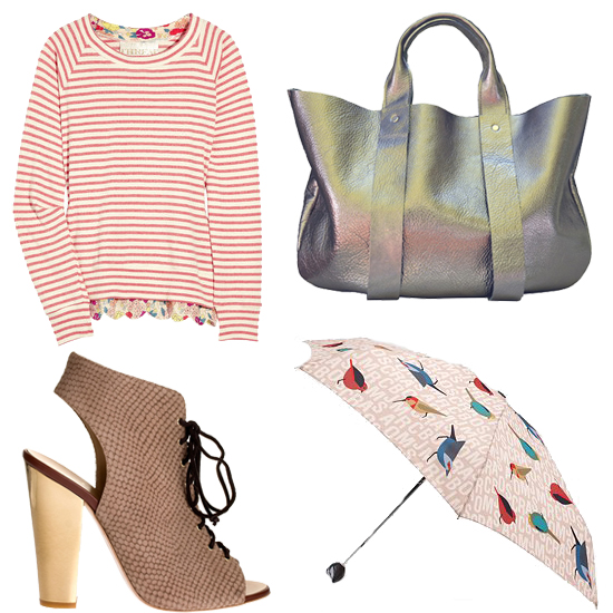 April Must Haves: Fresh Spring Additions