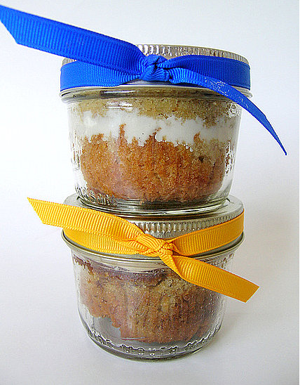 Cupcakes in a Jar