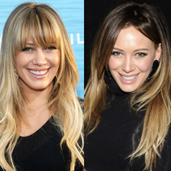 Hilary Duff Goes Back to Her Days on Lizzie McGuire With New Blonde Hairstyle