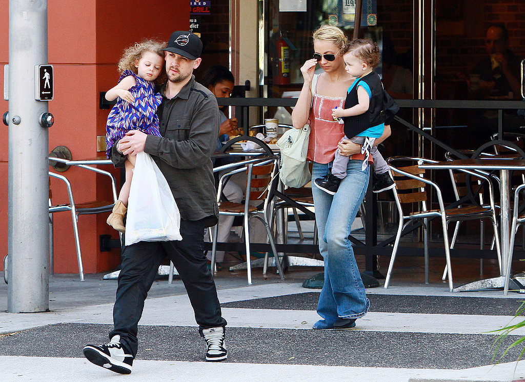 Nicole and Joel Treat Harlow and Sparrow to a Toy Store Trip