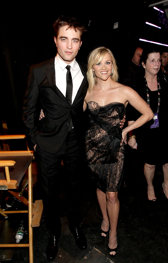 Robert and Reese Go Glam at the Academy of Country Music Awards!