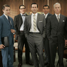 Mad Men to End After Season Seven