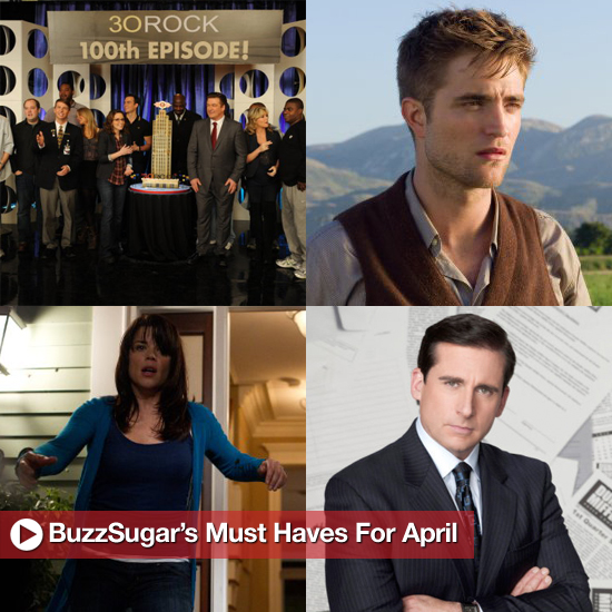 BuzzSugar's Must Haves For April