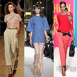 Trend Alert: The Best Cropped Trousers For Spring