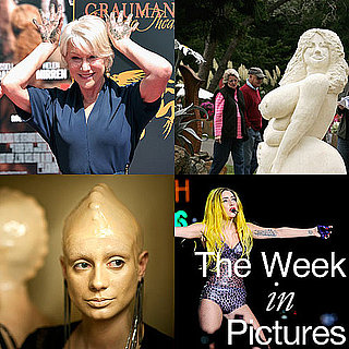 Pictures of Lady Gaga, Britney Spears, Royal Wedding, and Melbourne International Flower and Garden Show