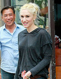Gwen Gets Ready to Host a Charitable Tea Party For Japan
