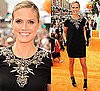 Heidi Klum in Gucci at the Kids&#039; Choice Awards 2011