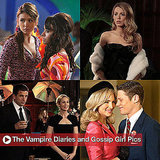 "The Vampire Diaries Pictures From Episodes ""Klaus"" and ""The Last Dance,"" and Gossip Girl Pics From ""The Kids Stay in the Picture"