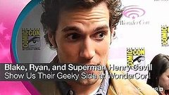 Video: Movie Stars Show Us Their Geeky Side at WonderCon!