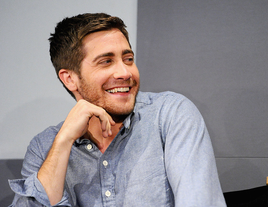Jake Gyllenhaal Celebrates His Opening Weekend With Lots of Laughs