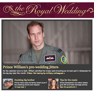 Royal Wedding Livestream 2011-04-04 09:54:09