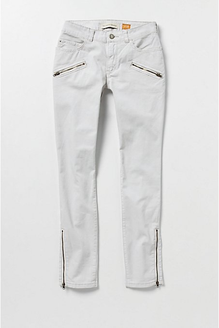 Pilcro Zip-Pocket Crops ($88)
