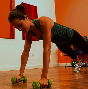 Three Great Full-Body Exercises to Work