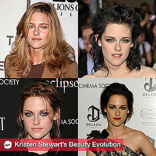 Kristen Stewart's Hair and Makeup Over Time 2011-04-08 05:00:00