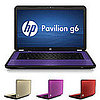 HP Pavilion g6 Notebook Details