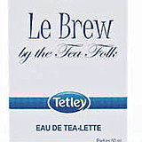 Tetley Tea Launches Limited Edition Scent Called Le Brew