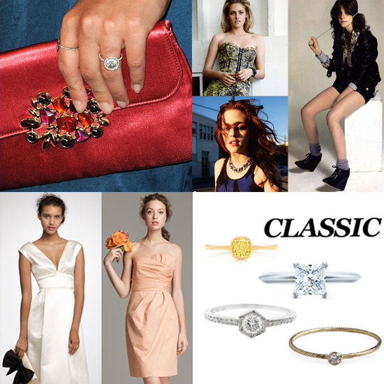 Fab Recap — Wedding Rings, Luxury Bag IQ, and Two Very Special Celeb Birthdays