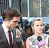 Video of Robert Pattinson and Reese Witherspoon at Water For Elephants World Premiere in New York