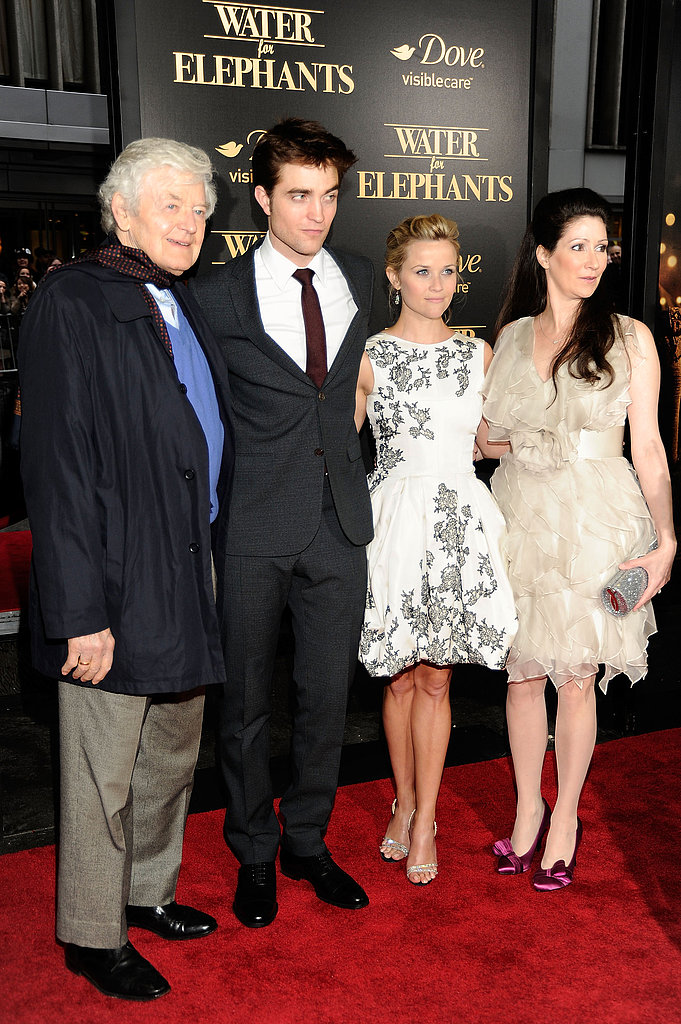 Rob, Reese, Christoph, and More From the Water For Elephants Premiere in NYC!
