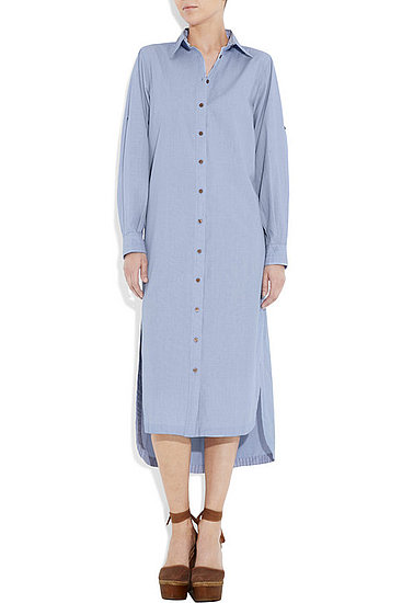 By Malene Birger Shirt Dress ($285)