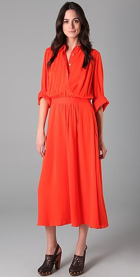 Tory Burch Long Shirt Dress ($498)