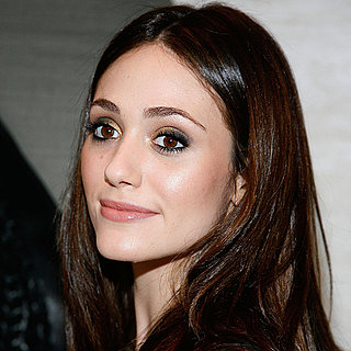 How to Get Emmy Rossum's Gold and Black Eyeshadow