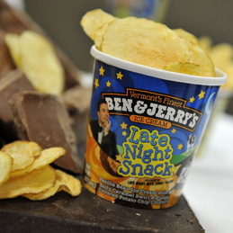Ben & Jerry's Celebrates Free Cone Day, Tuesday, April 12, 2011